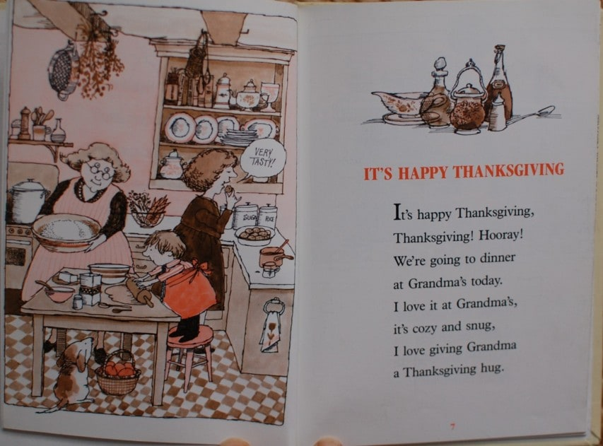 thanksgiving poems for kids