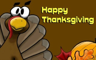 fun Thanksgiving poems for kids