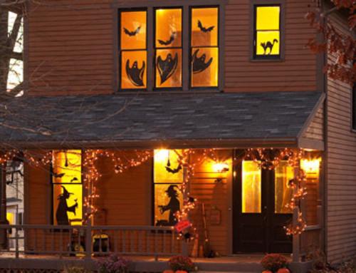 DIY Kids: 5 Easy Halloween Decorations