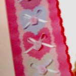 Ribbon Rose Gift Card