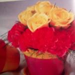 Bouquet Pot